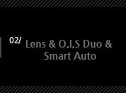 2.lens&smart OIS&smart auto