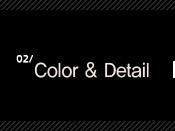 2_Color & Detail