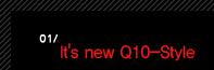 1.It's new Q10-Style