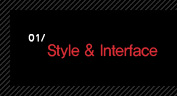 1.Style & Interface