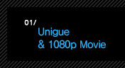 1. Unigue & 1080p Movie