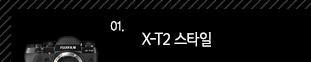 1.X-T2 스타일