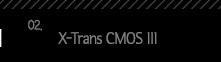 2.X-Trans CMOS III