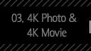 3.4K Photo , 4K Movie