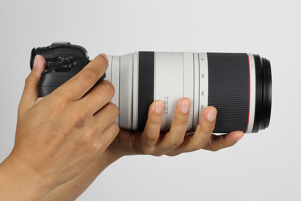 Canon RF100-500