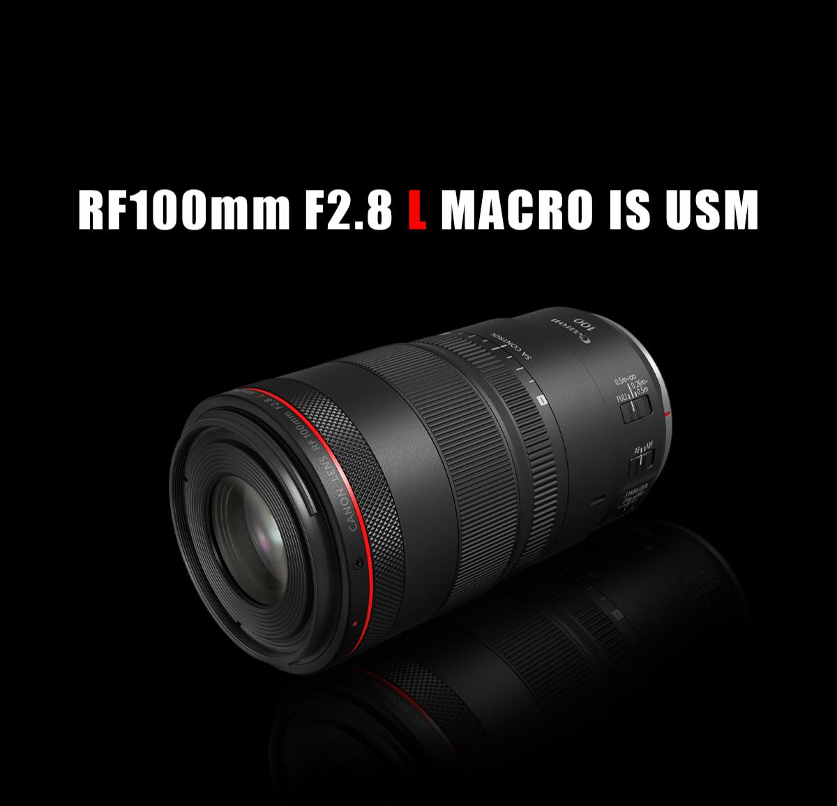 RF100mm F2.8 L MACRO IS USM