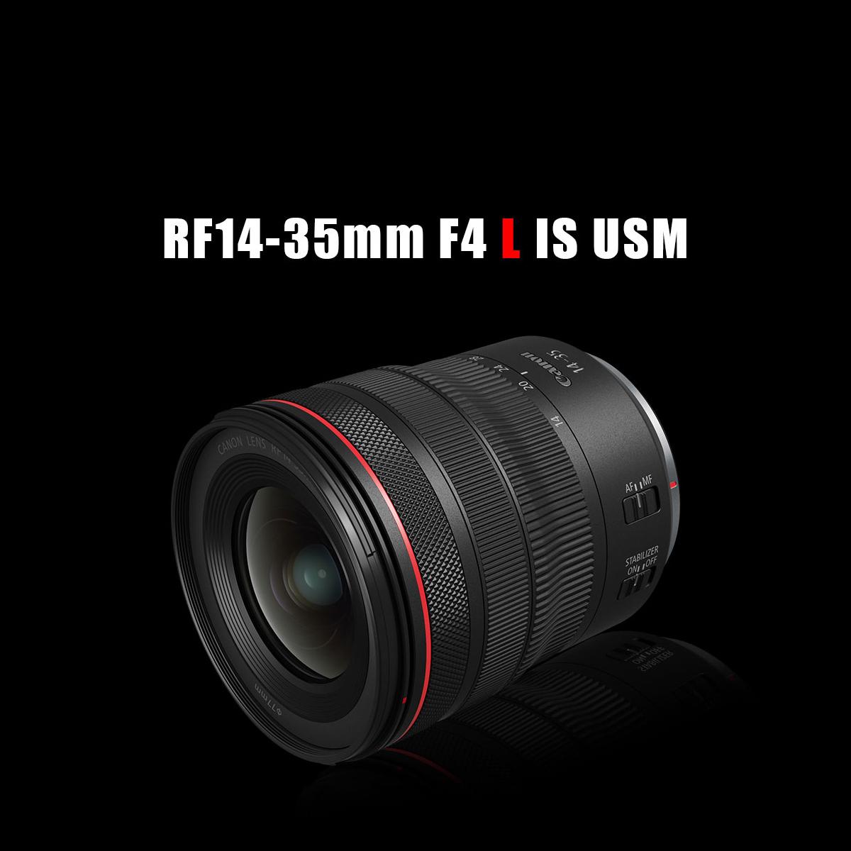 RF14-35mm F4 L IS USM