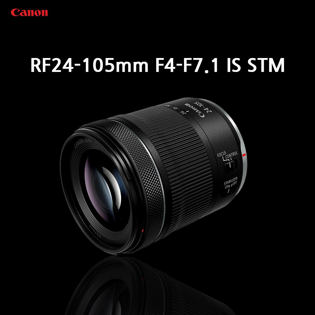 Canon RF24-105STM