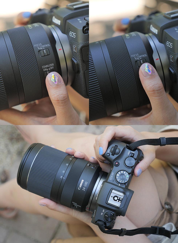 Canon RF24-240