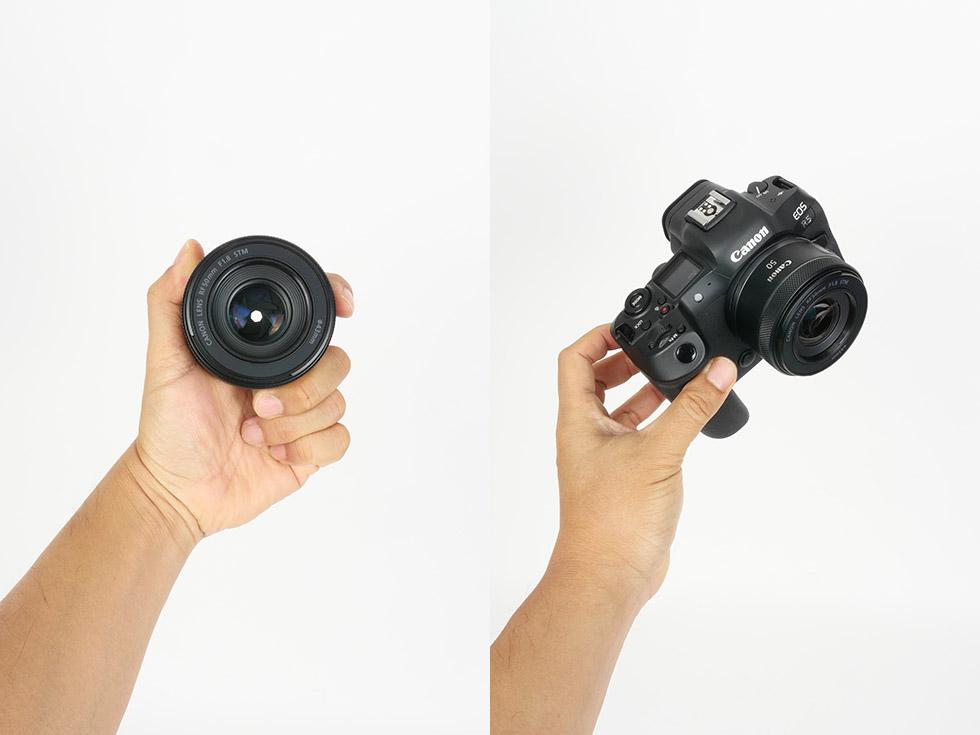 Canon RF50.8