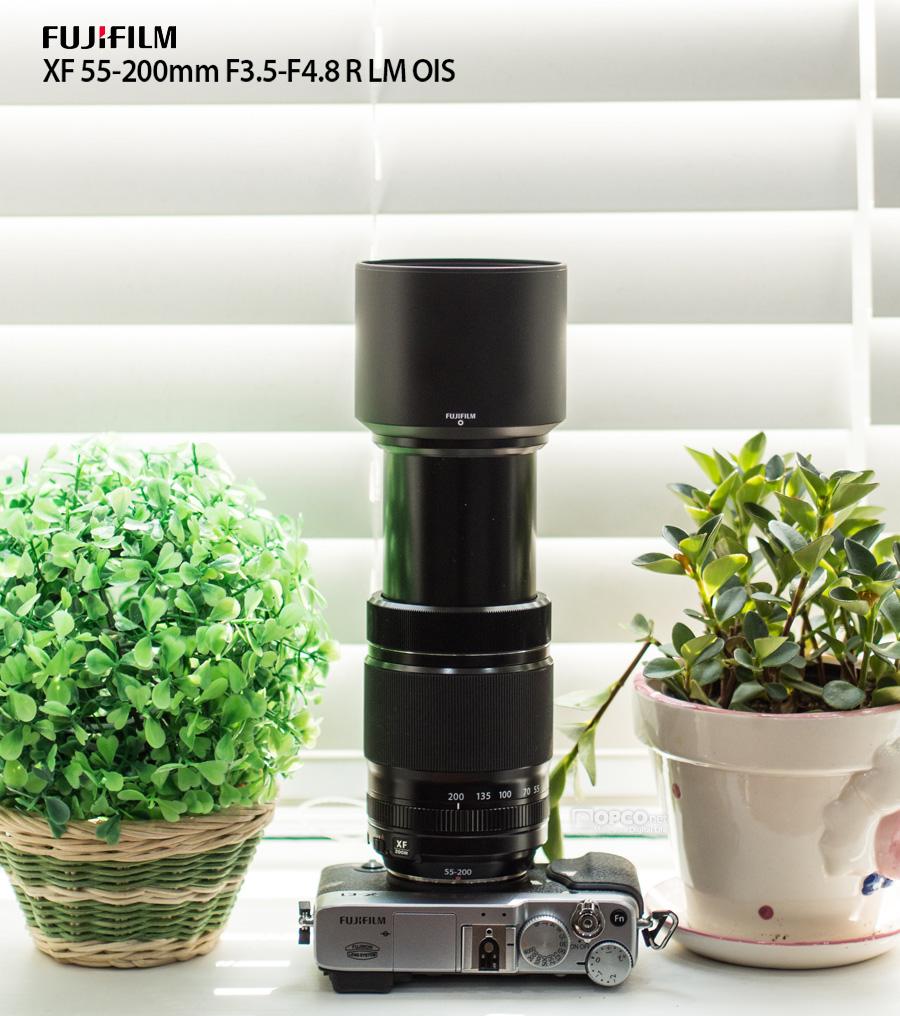 표준 망원 줌 렌즈 FUJIFILM XF 55-200mm F3.5-F4.8 R LM OIS