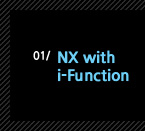 1. NX with i-Function