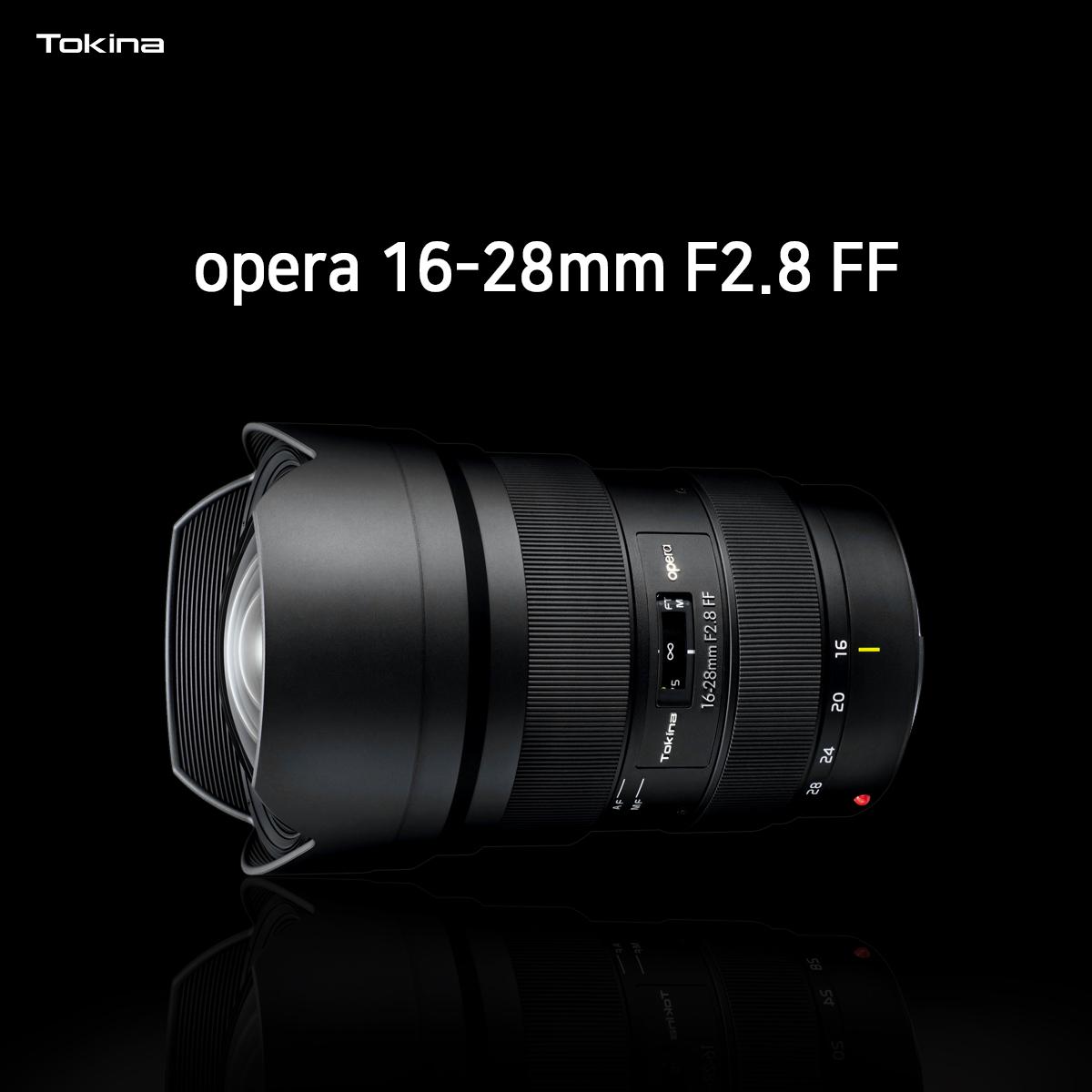 Tokina Opera16-28