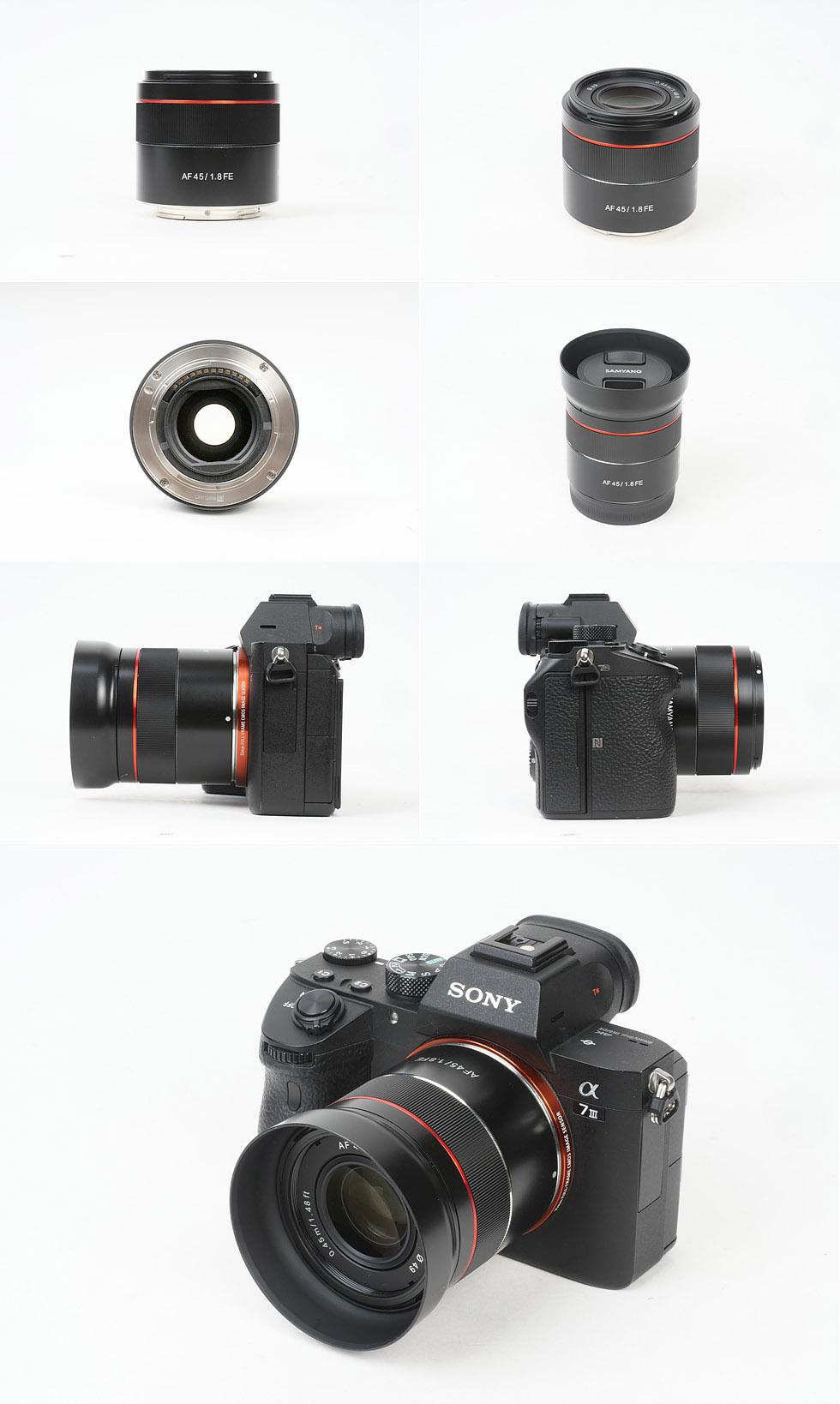 SAMYANG AF 45mm F1.8 FE